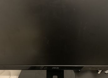 Asus 1080p, 75hz Monitor (power cord included) for Sale in Tallahassee, FL