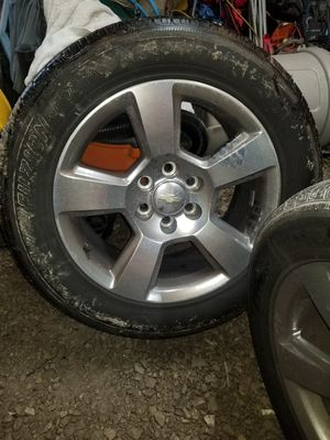 Gm 6 lug factory 20's for Sale in East Carondelet, IL