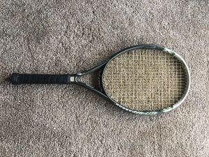 "Wilson Hyper Hammer 5.3 Hyper Carbon Tennis Racquet 110"" Face 4-1/2"" Grip for Sale in Shaker Heights, OH"