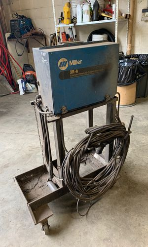 Miller XR-A Aluminum Welder for Sale in Yardley, PA