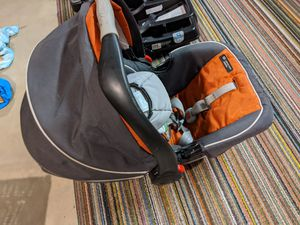 Graco carrier, car seat bases, stoller for Sale in Richfield, OH