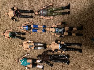 Wwe action figures for Sale in Kenneth City, FL