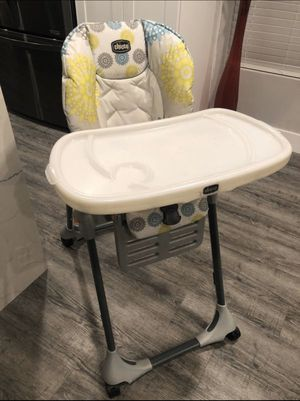 Chicco High Chair for Sale in San Diego, CA