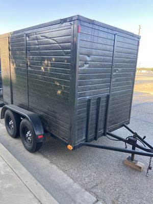 Enclosed trailer for Sale in Visalia, CA
