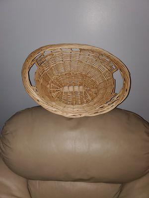 Wicker basket for Sale in Buffalo, NY
