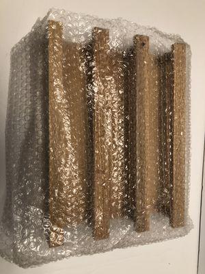 New vintage oak magazine rack. Open box for Sale in Peoria, AZ