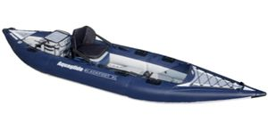 New - Aquaglide Blackfoot Angler 125 HB Inflatable Kayak for Sale in Calabasas, CA