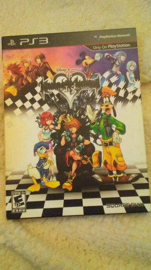 Kingdom of hearts for Sale in Fresno, CA