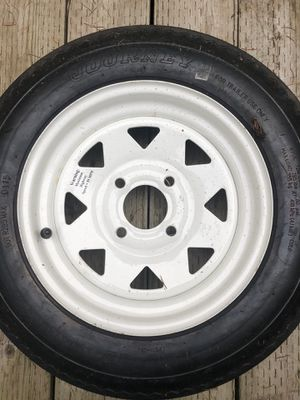 Spare Tire 4.80-12 for Trailer for Sale in Tualatin, OR
