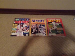 Sport baseball magazines for Sale in Sioux Falls, SD