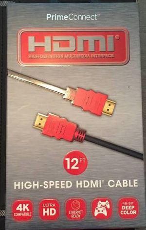 HDMI 12FT Cable for Sale in Lake Park, FL