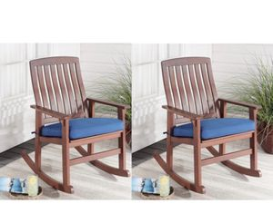 Outdoor Rocker chairs Set of 2 for Sale in Dallas, TX