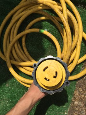 30 Volt, 25 AMP Trailer Extension Cord $ 25 for Sale in Edgewood, WA