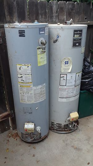 2 water heaters for Sale in Reedley, CA