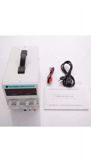 DC Variable Power Supply for Sale in Wolcott, CT