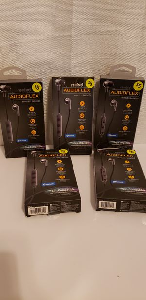 Audio flex wireless earbuds for Sale in Fresno, CA