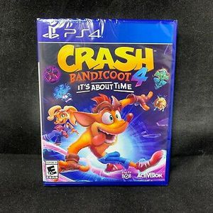 Crash bandicoot 4 ps4 for Sale in Herndon, VA