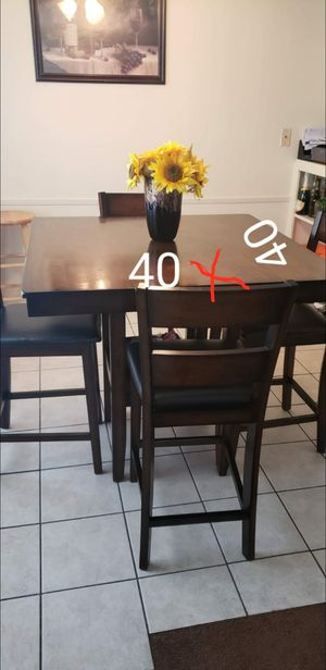 Kitchen Table with Chairs for Sale in Upland, CA