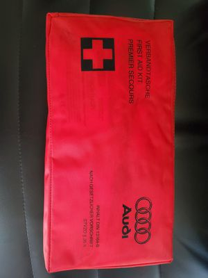 Audi First Aid Kit out of early 2000s S4 for Sale in Scottsdale, AZ