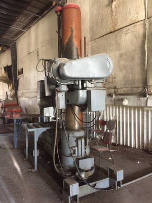 Large Drill Press for sale works perfect powered also have welders for Sale in Houston, TX