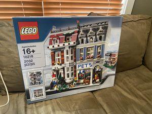 LEGO Pet Shop 10218 for Sale in Bristow, VA
