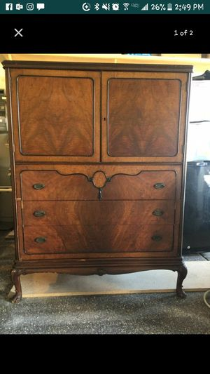 Early 1900 Tallboy Dresser for Sale in Phoenix, AZ