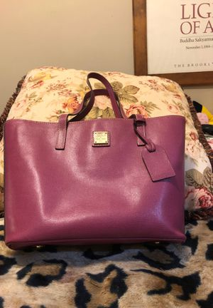 Unused Beautiful Wine 🍷, Plum, or Burgundy Colored Leather Dooney & Bourke 👜 for Sale in Bristol, PA