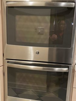 """GE Profile 27"""" Double Wall Oven - Stainless for Sale in Bethesda,  MD"""