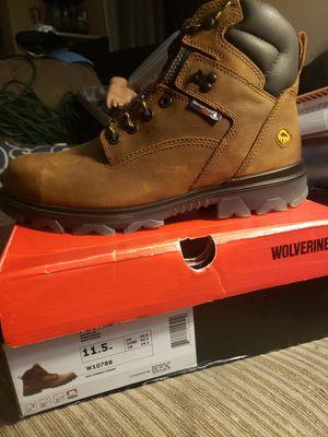 Wolverine work boots for Sale in Garland, TX