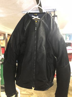 Icon motorcycle jacket. Medium. for Sale in Peabody, MA