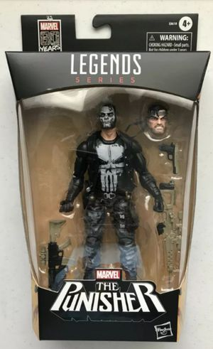 Marvel Legends Punisher Collectible Action Figure Toy for Sale in Chicago, IL