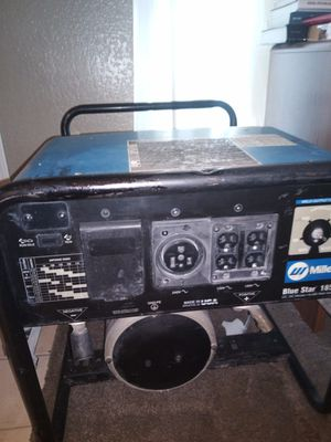 Miller Welder/Generator for Sale in Las Vegas, NV