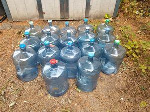 5-gal 17 bottles . for Sale in Hillsboro, OR