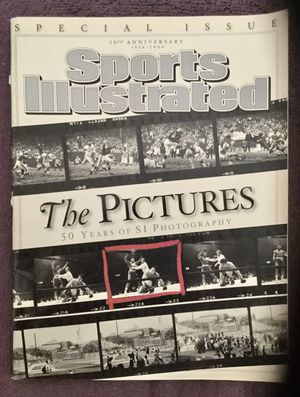 SPORTS-ILLUSTRATED-THE-PICTURES-50-YEARS-OF-SI-PHOTOGRAPHY-SPECIAL-ISSUE for Sale in Scottsdale, AZ