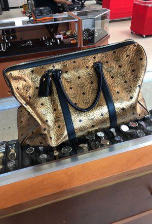 MCM Weekend travel duffel bag for Sale in Orlando, FL