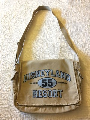 Disneyland Resort Messenger Bag for Sale in San Diego, CA