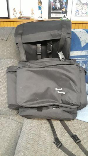 Road Ready Bag Sissybar Backpack. for Sale in Muncy, PA