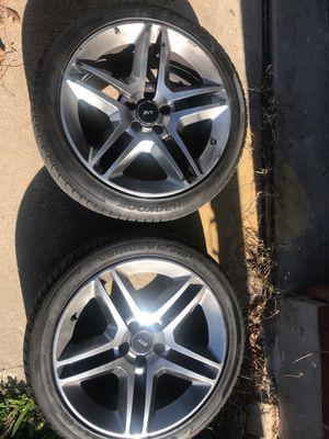 2012 gt500 wheels for Sale in Watauga, TX