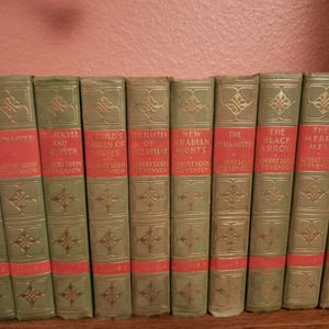 Robert Louis Stevenson collection for Sale in Portland, OR