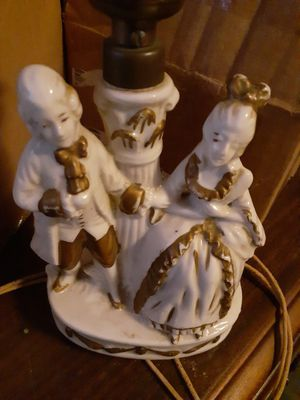 Very old couple lamp for Sale in Smyrna, TN