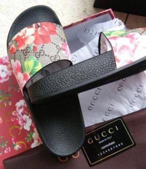 Trendsetter GUCCI Women Men Fashion Casual Slipper Shoes for Sale in Millington, TN