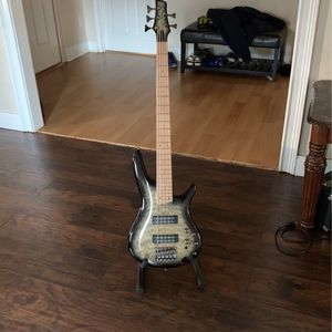 5 String Sound Gear Bass Guitar for Sale in Lilburn, GA