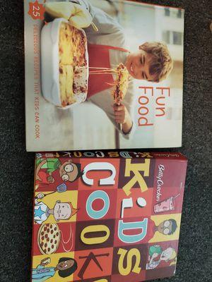 Kid Cookbooks for Sale in Aberdeen, WA