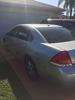 Chevy Impala 2007 for Sale in Gulf Stream, FL