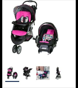 Car seat, stroller combo for Sale in Opelousas, LA