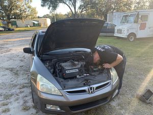 2006 Honda Accord v6 6speed for Sale in Winter Haven, FL