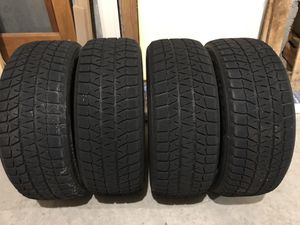 BLIZZAK WS80 215/55R17. 4 in very good condition. $180 for Sale in Concord, MA