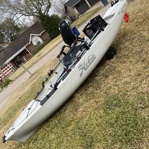 2019 hobie pro angler 12 for Sale in League City, TX