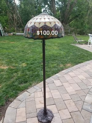 Floor lamp new for Sale in Lakewood Township, NJ