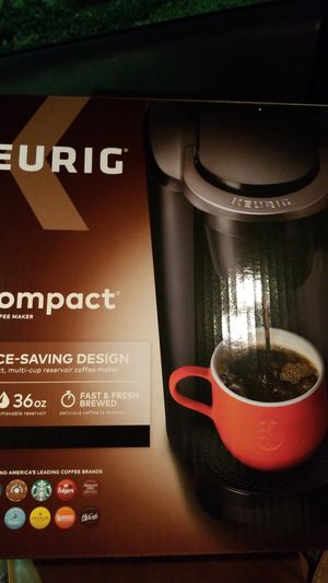 I have 2 Keurig, k- Compact single serve coffee maker for Sale in Rialto, CA